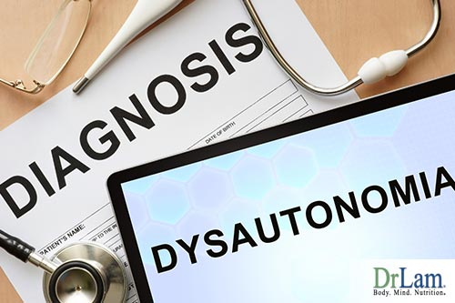 Mast cell activation and dysautonomia
