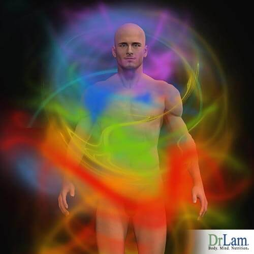 Energy medicine and the energy within the human body