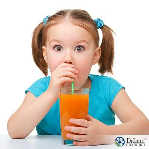 asthma may be linked to sugary drinks