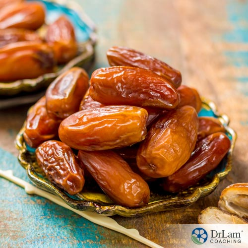 Enjoy the benefits of dates