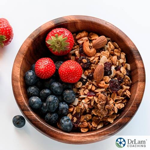 A Bowl of Berry Granola A Day Can Keep Adrenal Fatigue Away