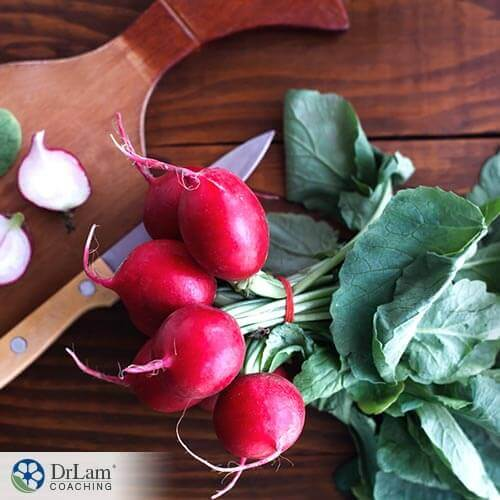 Radishes: The Body Fat Buster