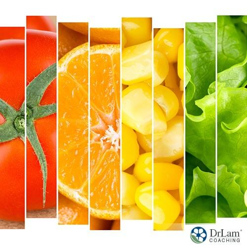 Carotenoid Benefits: Stress and Brightly Colored Vegetables