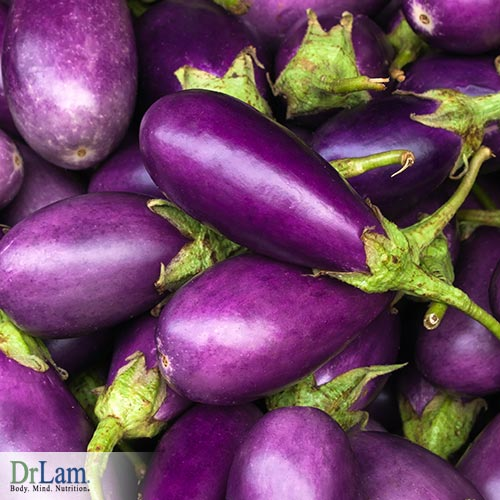 Eggplant benefits and nutritional content