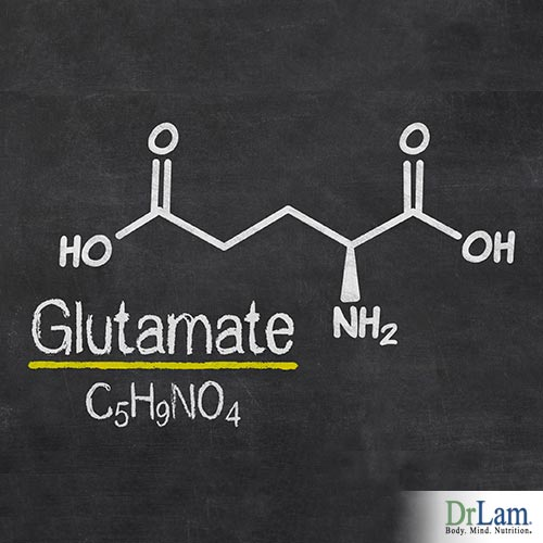 Does your body have a glutamate sensitivity