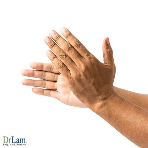 Hand clapping to improve your health