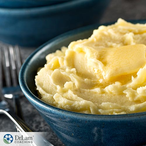 Improve your life with healthier mashed potatoes