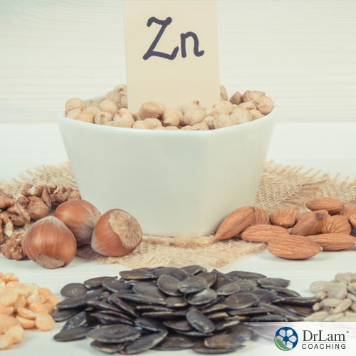 Foods high in zinc are good for leaky gut