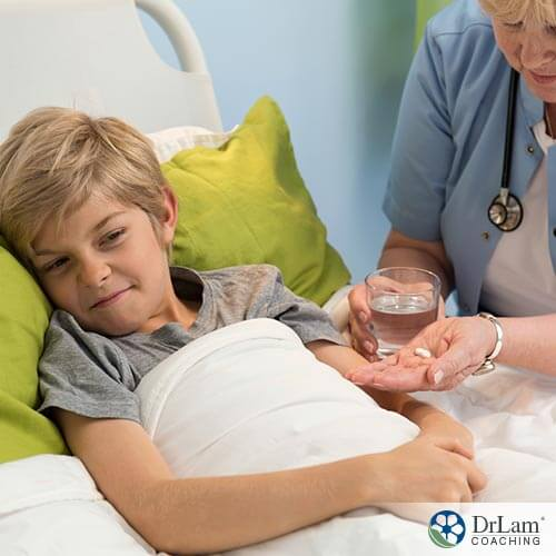 Healthy natural remedies for children