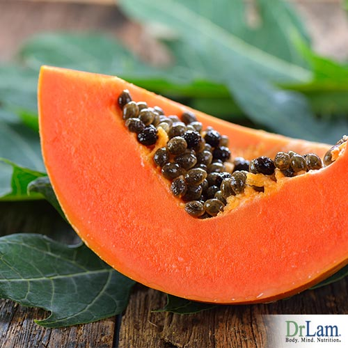 Improving your overall health with papaya seed benefits