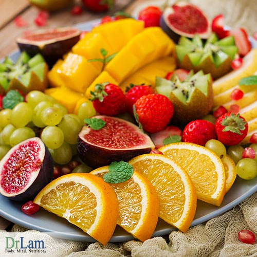 Learn how storing fresh fruit keeps you healthy