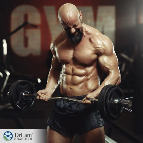 Testosterone concerns and muscle mass