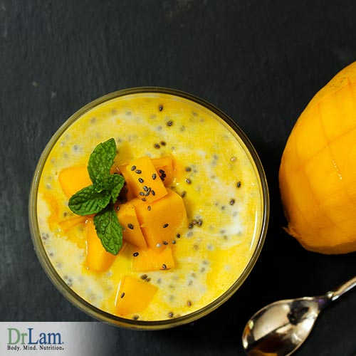 Turmeric Pudding is a delight