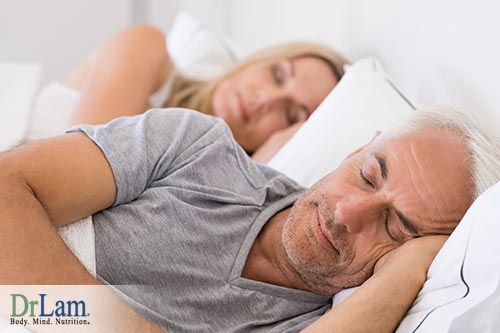 testosterone concerns and proper sleep
