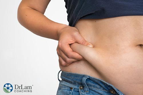 An obese body can benefit from roasted radishes