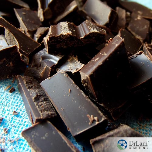 How dark chocolate is good for you and may actually help fight the symptoms of the stages of adrenal fatigue