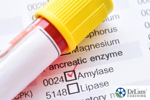 testing how alpha Amylase helps with symptoms of stress