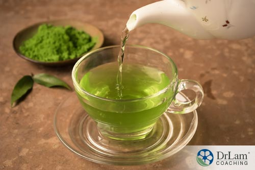 Using Green tea and caffeine for it's many benefits