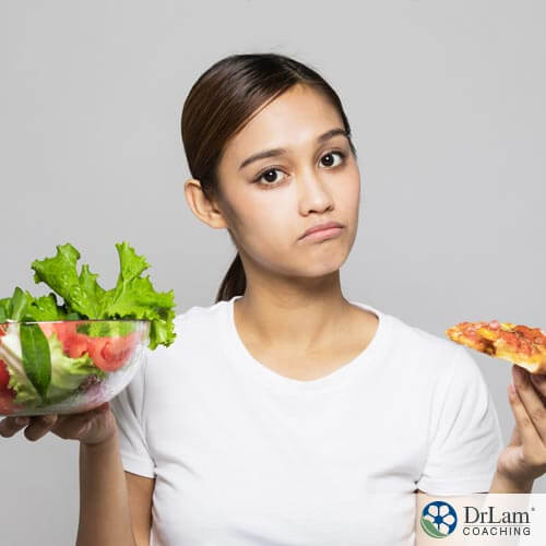 woman weight the adrenal fatigue diet options