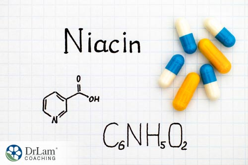 image of adrenal fatigue supplements and niacin
