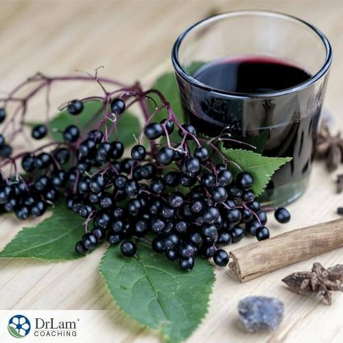 Elderberries: Your Flu Season Secret Weapon