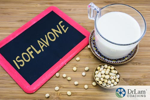 Benefits of tofu including its isoflavones content