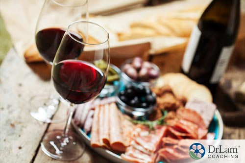 Benefits of wine and French Paradox