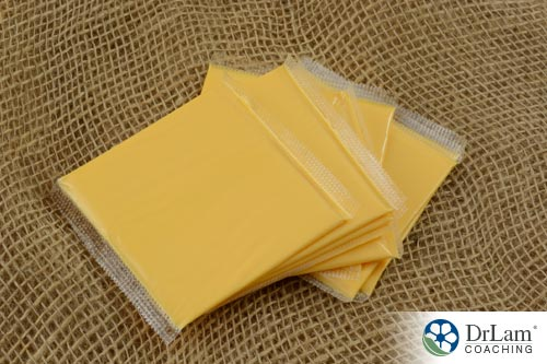 Processed cheese does not have many nutritional benefits of cheese