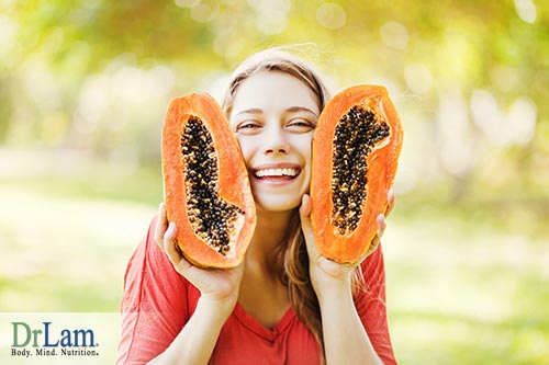 Detoxification and papaya seed benefits