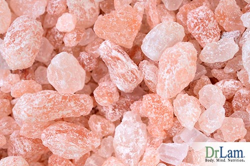 Why himalayan sea salt is extraordinary