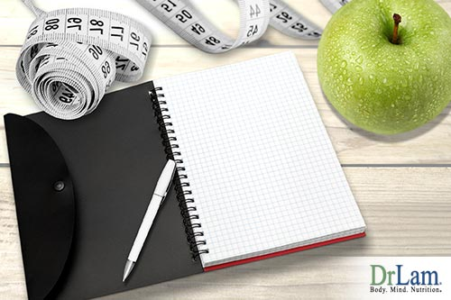 Diet management and organization for optimal health