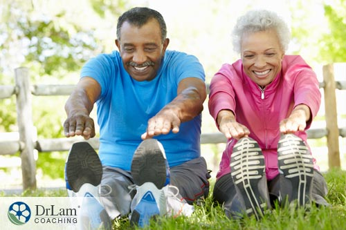 Reversing immunosenescence and gentle exercise
