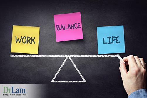 Diet management and life balancing