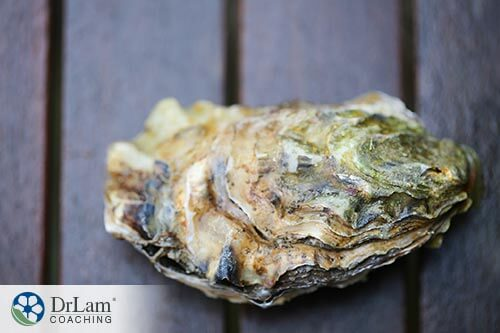 cellular detoxing with powdered oyster shell and Flowers of Sulphur