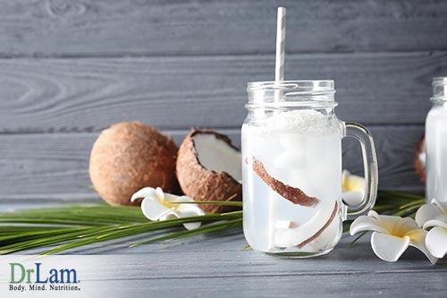 Coconut juice benefits for your health