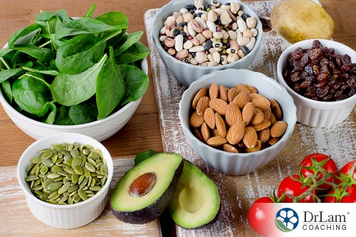 A plethor of food options for kidney disease