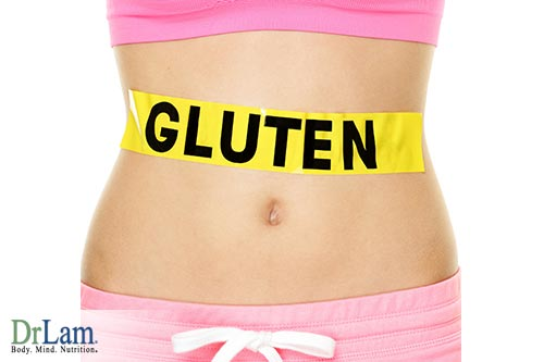 The effects of gluten and brain health