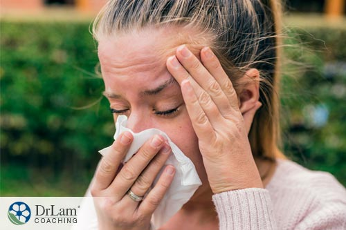 Dysregulated immune system can lead to allergies