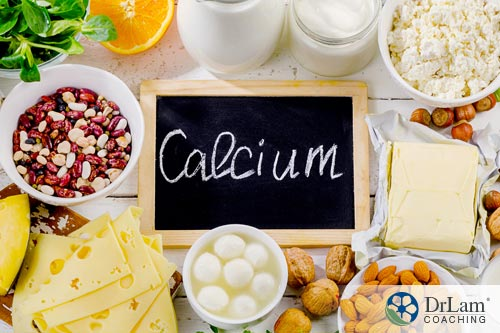 The importance of nutrition in calcium