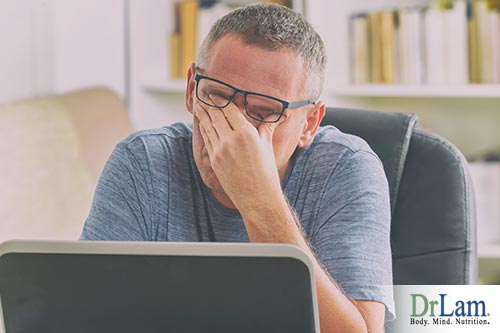 Adrenal fatigue, lunar cycle and health