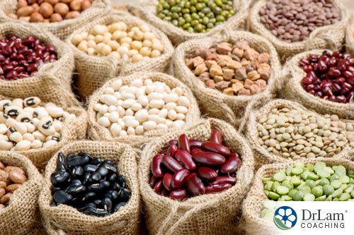 Beans are a great source of protein per serving