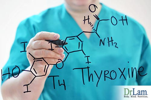 Signs of hypothyroidism and thyroid hormones