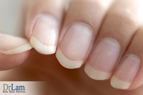 Healthy Vs Unhealthy Fingernails