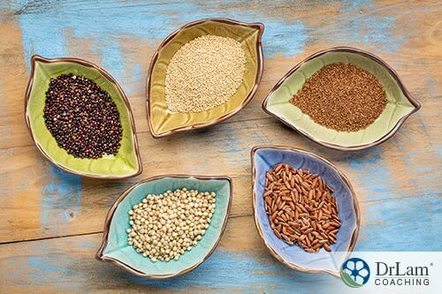 whole grains to reduce the affects of stress