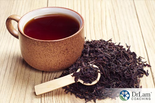Black tea, one of foods to avoid if you have anemia