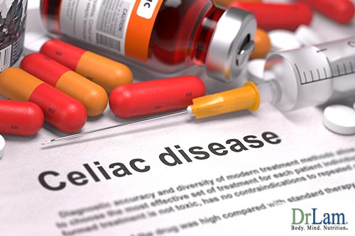 Gluten and brain health, the causes of Celiac disease