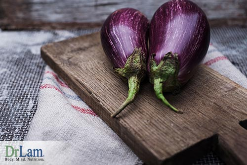 How you choose and prepare affects the eggplant benefits you can get