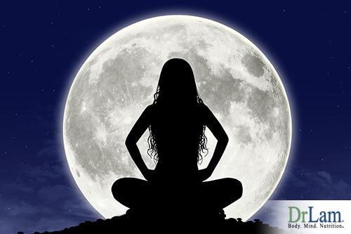 Lunar Cycle and Health: Lunar Meditation
