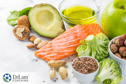 Healthy fats in Mediterranean diet