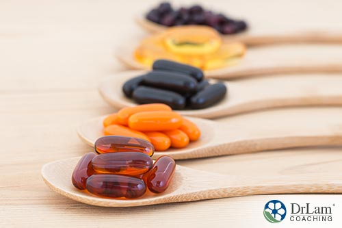 Supplements and natural pain solutions